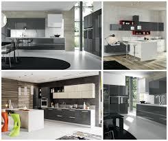 idee deco cuisine grise cuisine grise moderne astuces et idées déco pour la 2015
