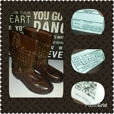 s ugg australia brown leather boots 62 ugg shoes ugg australia conor stud brown leather boots