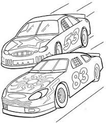 hotwheels coloring pages wheels track race two car wheels coloring page speed
