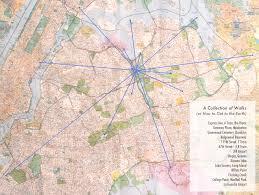 Queens Map Open Studio For Matt Jensen U0027s A Collection Of Walks Or How To Get