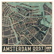 Map Of Amsterdam Half Way There Living On A Prayer U2026 U2013 Interactive Content