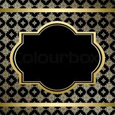 black and gold ornaments 28 images black and gold ornaments