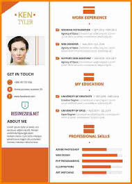 latest resume format freshers free download doc templates