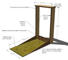 murphy bed desk plans murphy bed plans free plans free download murphy bed bed plans