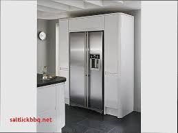 cuisine avec frigo americain refrigerateur pour idees de deco de cuisine fraîche meuble cuisine