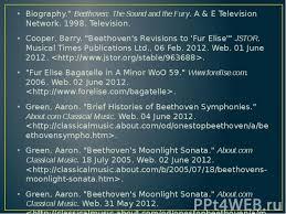 beethoven biography in brief презентация к уроку английского языка ludwig van beethoven