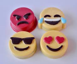 Greece Flag Emoji Emoji Oreo Chocolate Covered Oreo Set 4 Emoji Candy Emoji