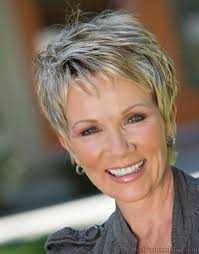 short pixie haircuts for older women short hairstyles for older