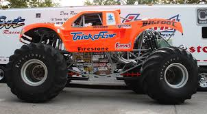 toy monster trucks racing summit racing bigfoot and trick flow bigfoot monster trucks