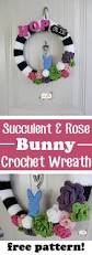 Free Crochet Patterns For Home Decor 41 Best Crochet Wreaths Images On Pinterest Crochet Wreath Knit