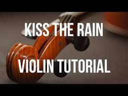 download tutorial kiss the rain download kiss the rain violin and piano free online mp3