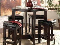 counter height bistro table rustic pub table sets great tall bistro table set attractive high