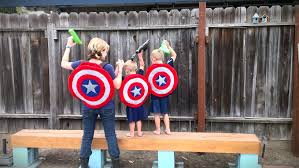 captain america shield light target homemade captain america costume comm couture
