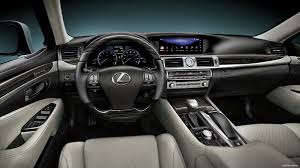 lexus suv inside 2017 lexus ls luxury sedan luxury sedan