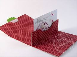 pop up gift card holder tutorials gift and blog