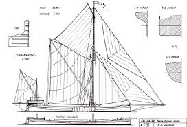 Free Wooden Model Boat Designs by Balthasar Sail Boat Ship Model Plans Balthasar Sail Boat Ship