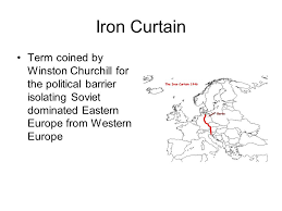 Who Coined The Phrase The Iron Curtain Vocabulary Unit 5 2 1 Government Of India Act 2 Great Leap
