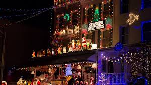 holiday light displays visit maryland