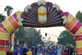 turkey trots walks runs on thanksgiving 2017