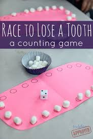 race to lose a tooth a counting game dinosaur train review