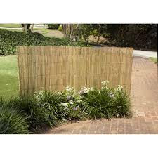 fence bamboo fence home depot bamboo fence home depot bamboo