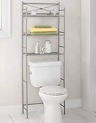 Bathroom Toilet Storage The Toilet Storage Spacesaver Shelves Organizer