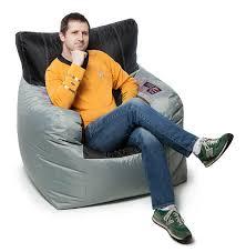 Ll Bean Bean Bag Chair Star Trek U0027 Bean Bag Chair Lets You Command The Room In Comfort