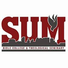 Bible College Acceptance Letter how to apply sum bible college theological seminary