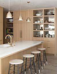 kitchen design with light cabinets look 40 light wood kitchens we modern wood