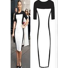 dress black white black and white blazer dress midi dress