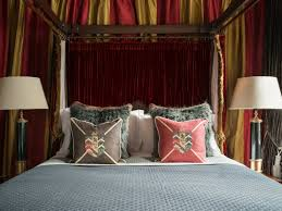 gryffindor bedroom this harry potter apartment makes you feel like you re at