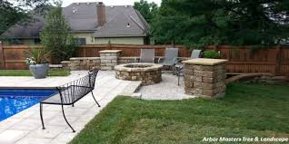 fireplaces and fire pits tree service lawn care and landscape