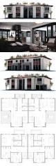 Duplex Building by 25 Best Plan Duplex Ideas On Pinterest Plans De Plancher Duplex
