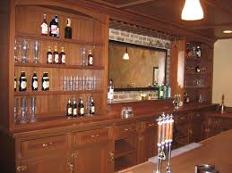 stunning back bar designs for home photos decorating design