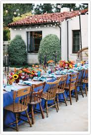 happy thanksgiving day in spanish spanish fiesta dinner party celebrate decor pinterest