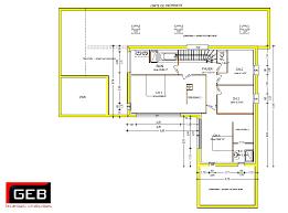 plan de maison a etage 5 chambres plan maison tage 4 chambres plan de maison tage moderne avec