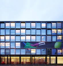 Citizenm Hotel Amsterdam by Citizenm Schiphol Design Hotel Architecture Contemporary
