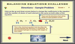 Water Challenge Directions Android Giveaway Of The Day Balancing Equations Challenge