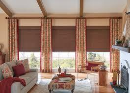 Simple Simple Living Room Window Treatments Living Room Curtains - Family room curtains ideas