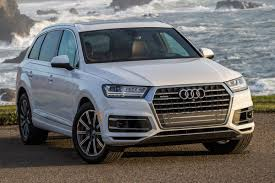 consumer reports audi q7 consumer reports picks best and worst suvs for 2017