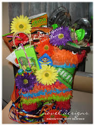 mexican gift basket custom cinco de mayo celebration gift basket mexican basket