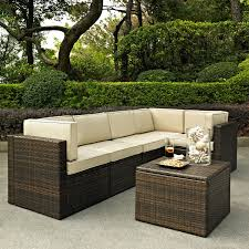 Best Outdoor Wicker Patio Furniture by Outdoor Wicker Sectional Home Design By Fuller