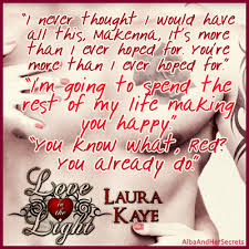 You Re The Light Of My Life Love In The Light Hearts In Darkness 2 By Laura Kaye