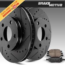 slotted rotors ebay