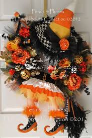221 best wreaths hats arms legs images on pinterest halloween