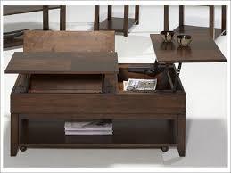 furniture wonderful cool coffee tables adjustable coffee table