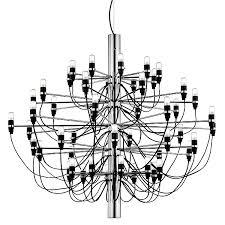 2097 50 light chandelier by flos http www lightopiaonline com