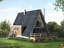 a frame house plans with basement a frame home a vacation home houseplansandmore