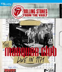 amazon com from the vault the marquee club live in 1971 sbd cd