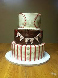 vintage baseball baby shower cakecentral com
